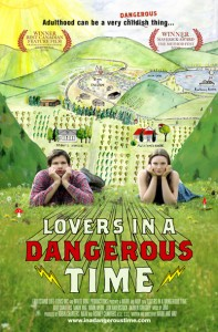 Lovers in a Dangerous Time movie
