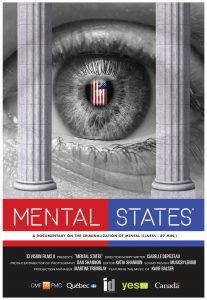 Mental States documentary on Mental illness and justice in America